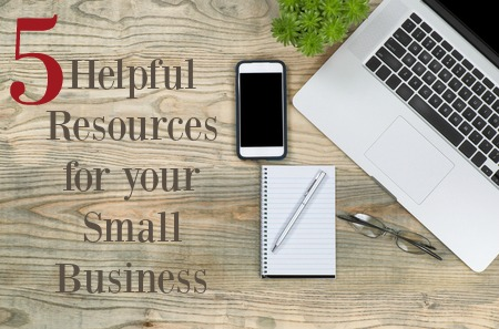 5 Helpful Resources for your Small Business