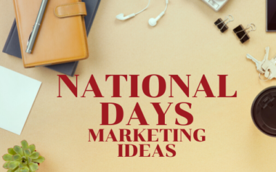 Marketing Ideas – National Days January 1st – 4th